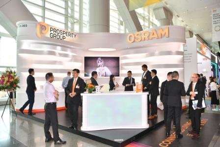 HKTDC Smart City Exhibition 2019 OSRAM 2