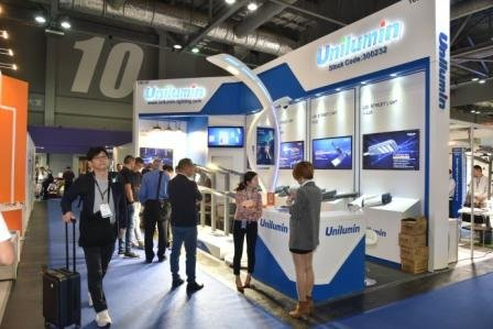 HKTDC Smart City Exhibition 2019 Unilumin