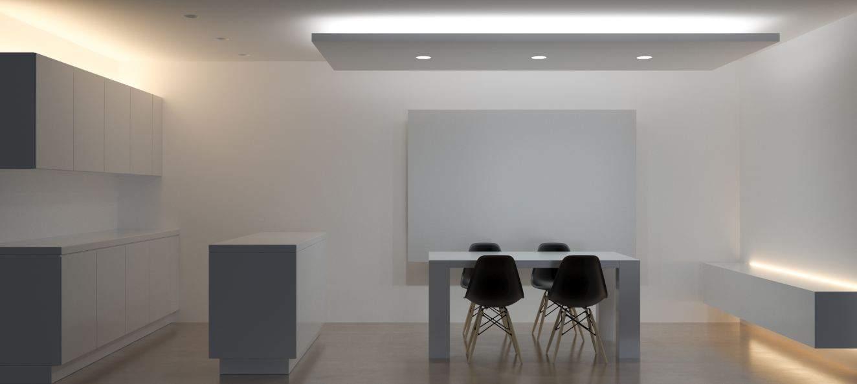 Hafele Loox5 Furniture Lighting