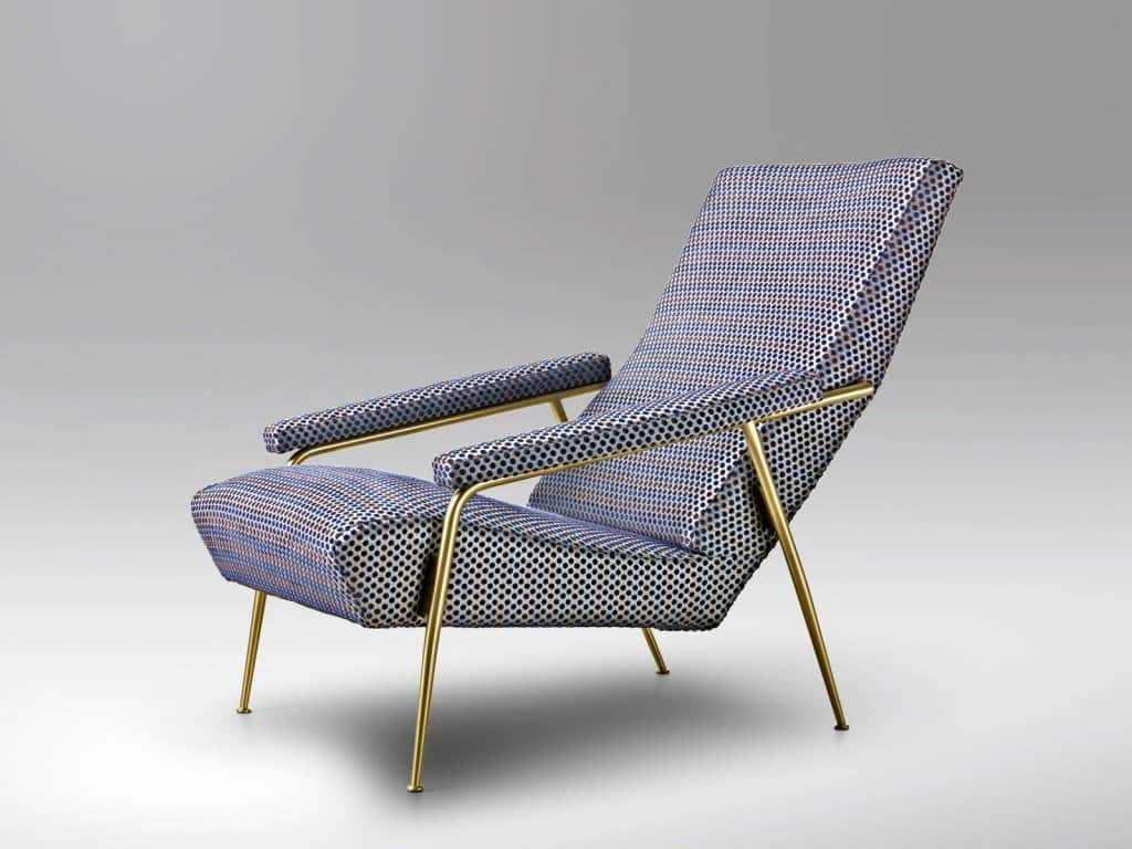 Molteni&C - Heritage Collection - D.153.1 ARMCHAIRS - Gio Ponti - 8