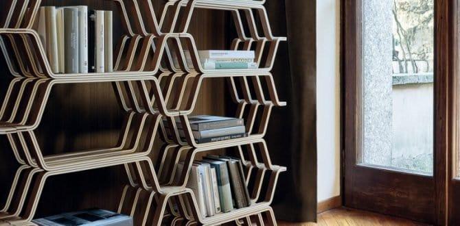 Molteni&C - Heritage Collection - MHC.2 SINGLE UNITS - Bookcase - - Yasuhiko Itoh - 2