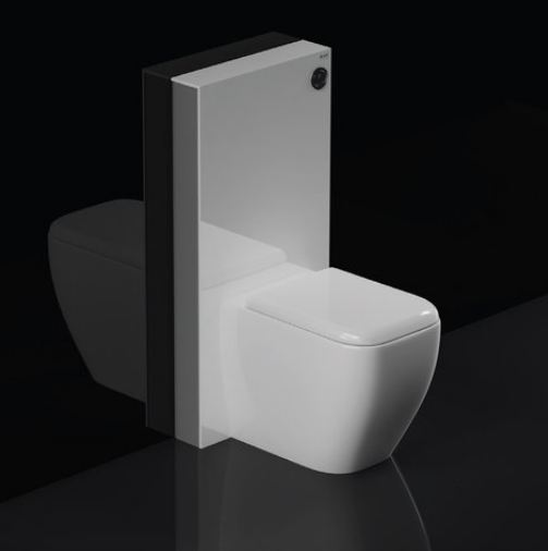 RAK EcoFix Cabinet Cistern For Back To Wall WC