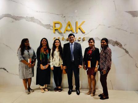 RAK feeling range of basins 1