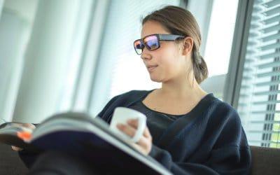 SMART Chronogy Eyewear OSRAM Reading