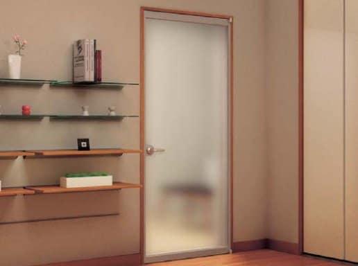Sugatsune Architectural Door Hardware-ALUMINIUM FRAME SWING DOOR- AF-25D