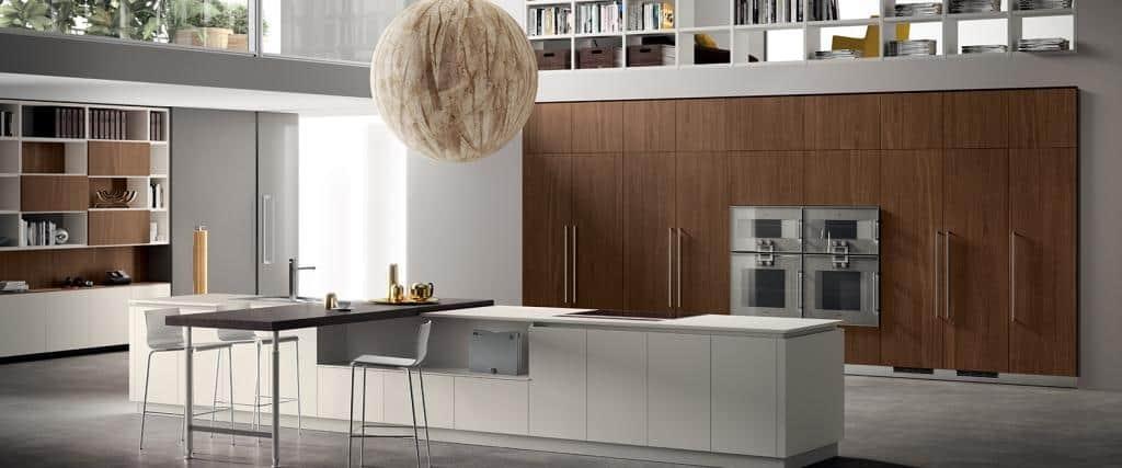12123_Liberamente-scavolini-Italian Designer Kitchen - 12