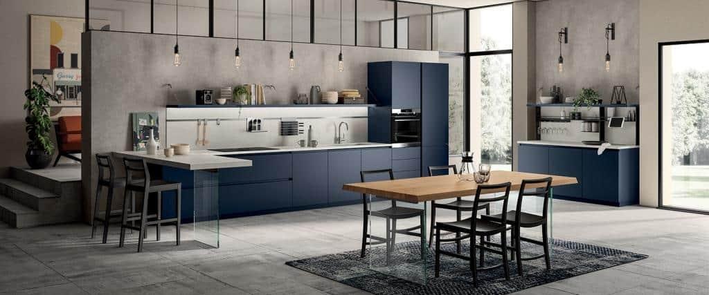 5838_LiberaMente-Scavolini-Italian Designer Kitchen - 07
