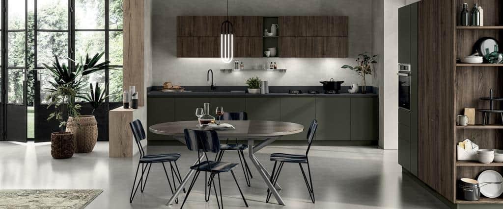 7467_LiberaMente-Scavolini-Italian Designer Kitchen - 03