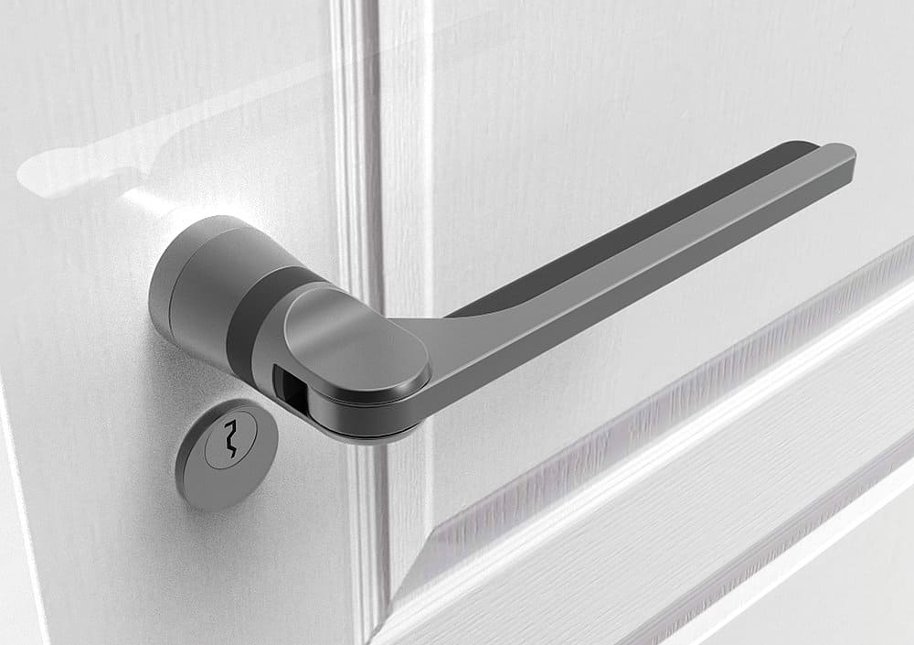 Anti-Pinch Door Handle- Architecture And Design Innovations 2019