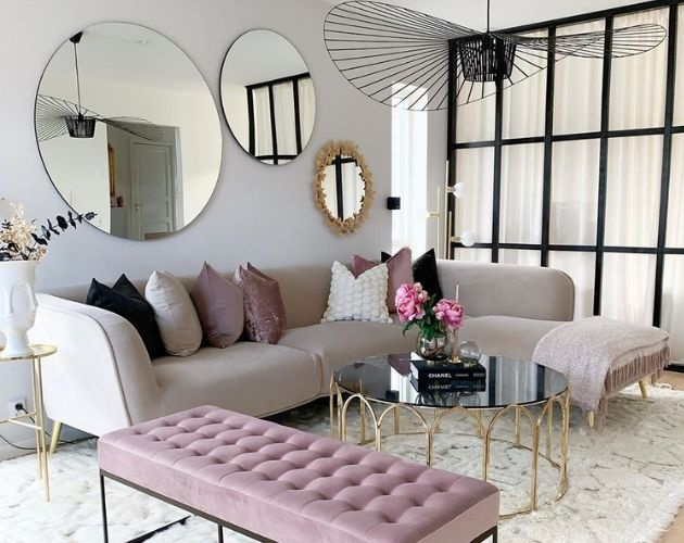 Decor trends - IN and OUT - 2020