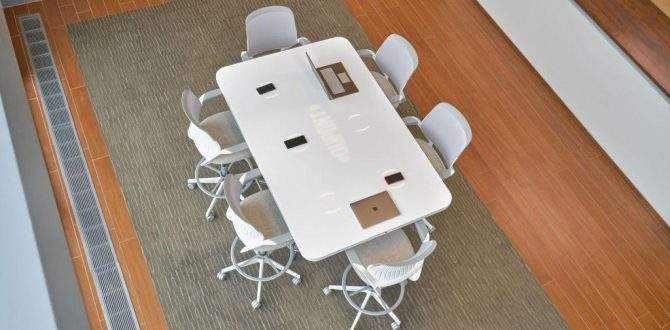 DuPont Smart Conference Table 2