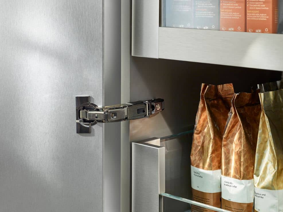 Hafele's 5 ideas for Maximum Convenience in your Kitchens