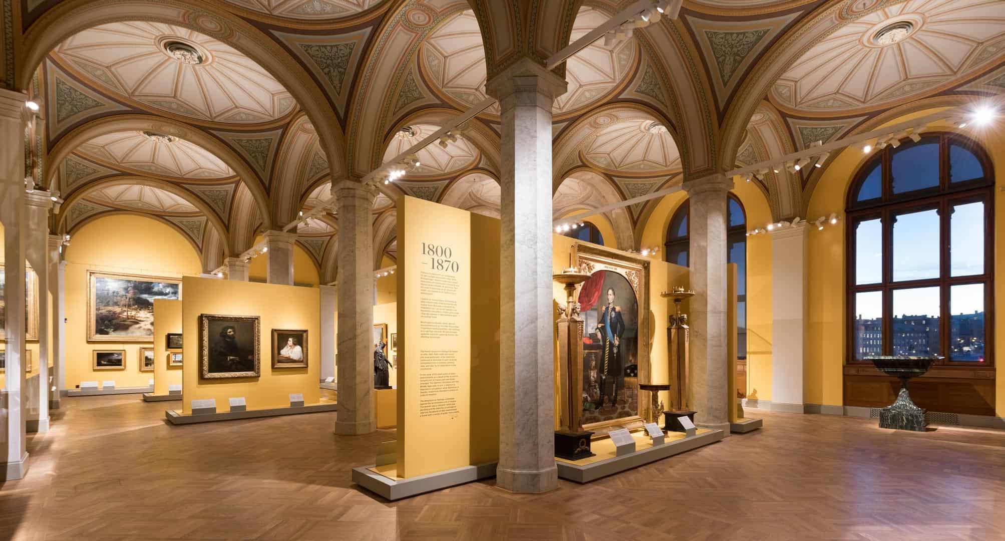 Nationalmuseum Stockholm 3