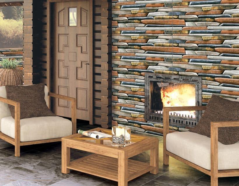 RAK CALICO BR Ceramic Wall Tile