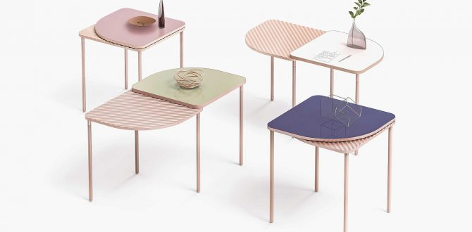 Sway Table - Architecture And Design Innovations 2019