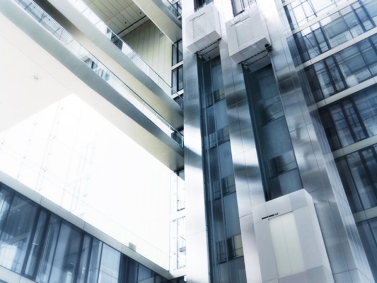 Thyssenkrupp Twin Elevator