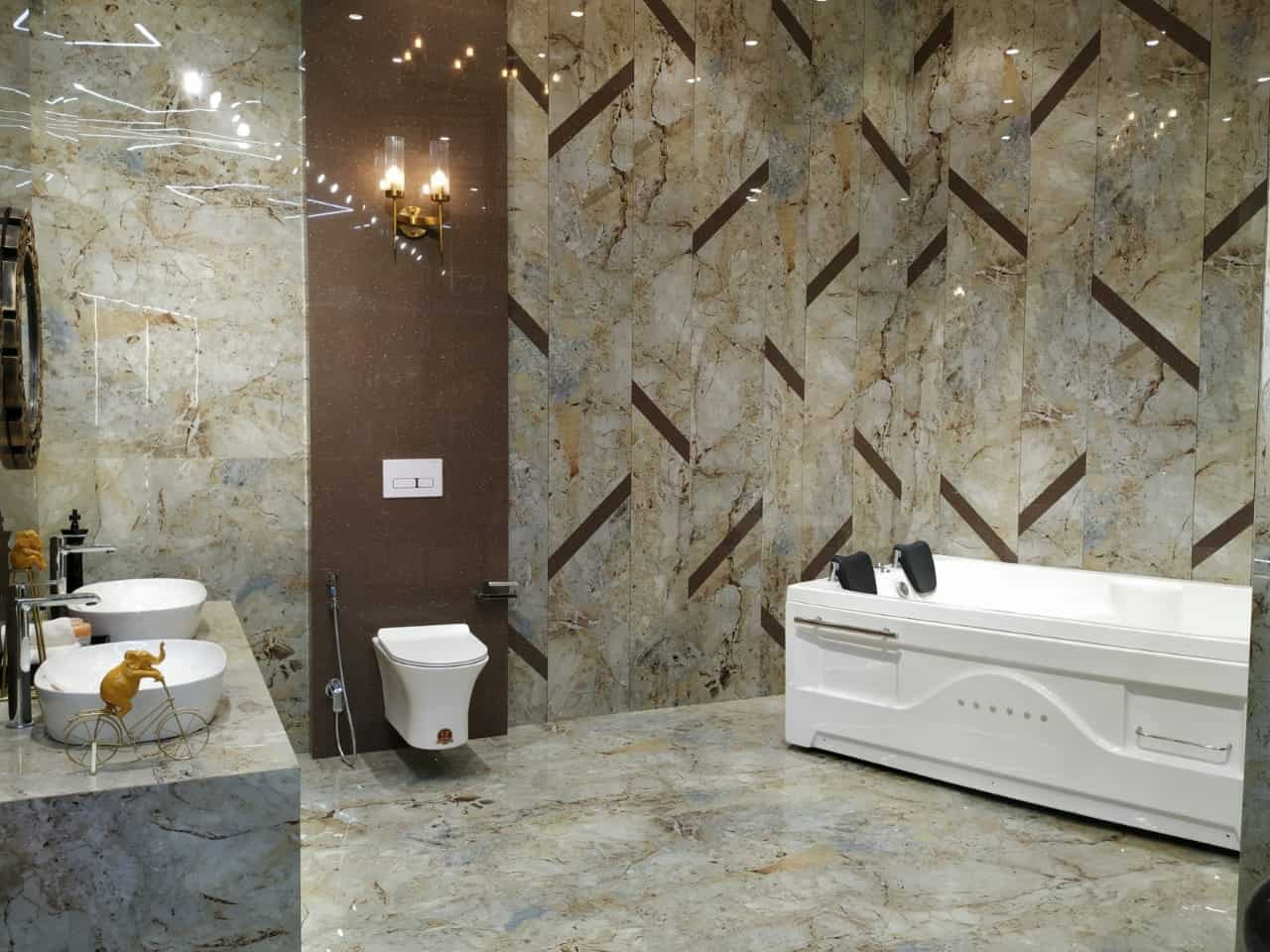 What are SMART TILES launched by Johnson 3