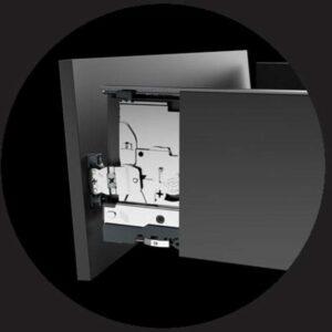 Hettich AvanTech YOU drawer system offers great design flexibility