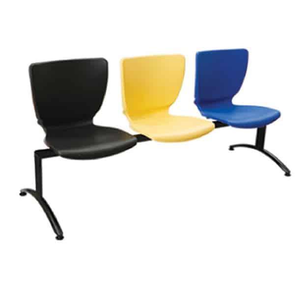 GeeKen Petal-3 Waiting Chair