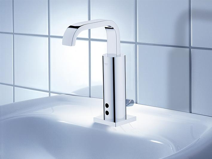 Grohe Technologies EcoJoy - faucets for public usage -20