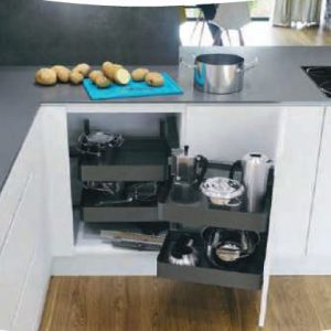 Hafele VS Cor Corner cabinet 1
