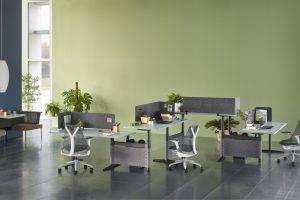Herman Miller Launches New Innovations – Atlas Office Landscape Workstation and Cosm Chair in India