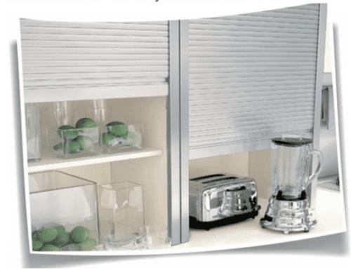 Hafele Roller Shutter – Metallic Line & Easy Line