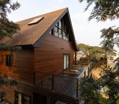 Canadian Wood House India 1