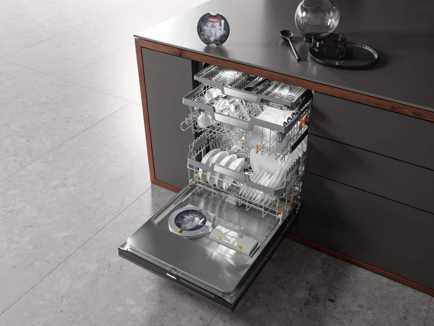 KBIS 2020 winners - Miele G 7000 Dishwasher by Miele Inc