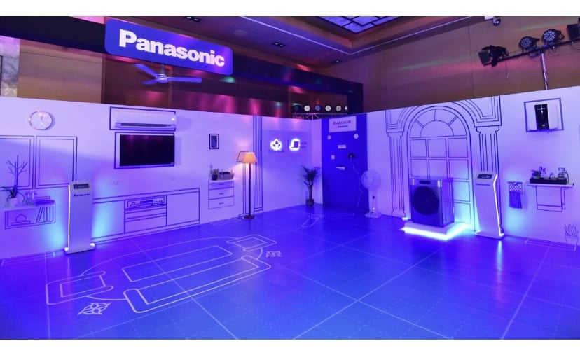 Panasonic Miraie - Platform - Connect Living Solution 1