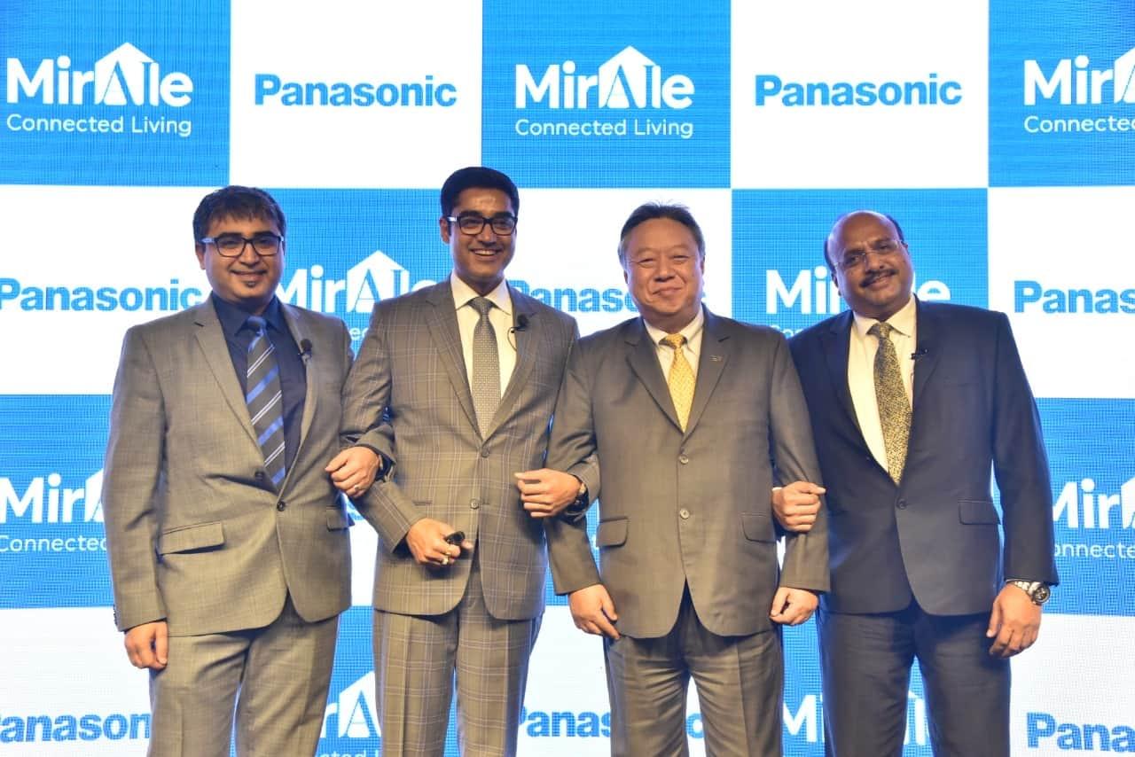 Panasonic Miraie - Platform - Connect Living Solution