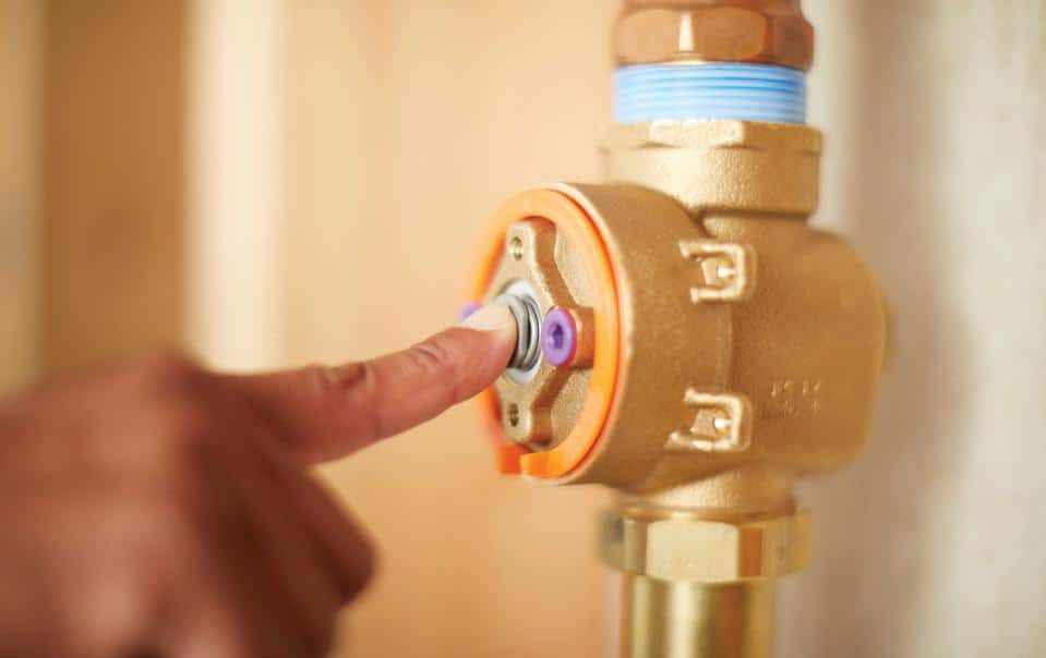Sloan TruFlush Flushometer 4