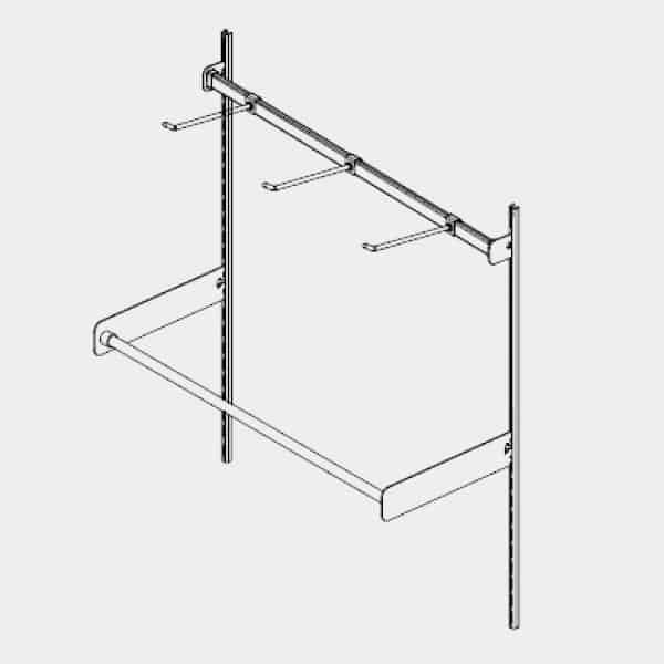 display-shelving-system-vertical-Ebco Retail Display Systems 3