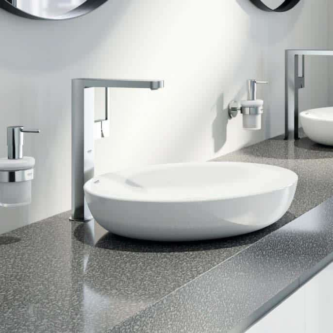 grohe plus 4