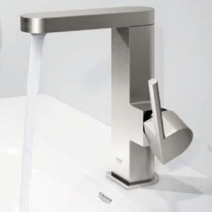 GROHE Plus – An innovative range that puts control and convenience in your hands.