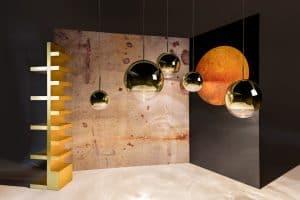 Designer Tom Dixon - Mirror-Ball-Gold-25cm_-40cm_-50cm-978