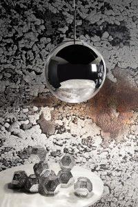 Designer Tom Dixon -Mirror-Ball-Portrait-_2_-600