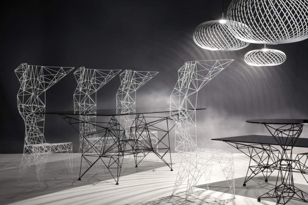Designer Tom Dixon -Pylon Landscape