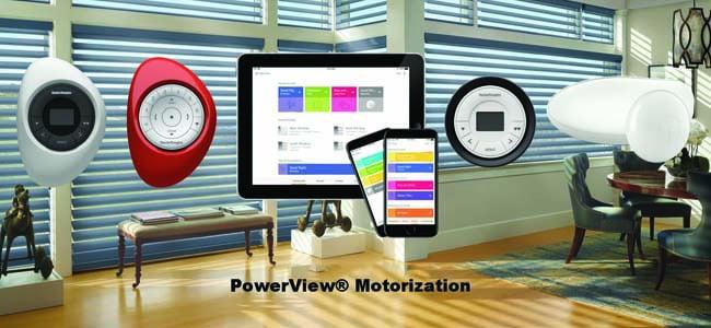 Hunter Douglas PowerView Automation System