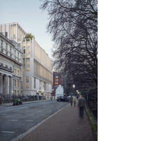 Pritzker Prize 2020 – The Marshall Building LSE, London - 1