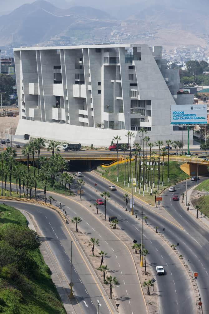 Pritzker Prize 2020 - University Campus -UTEC-Lima-Grafton-2036_670