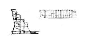 Pritzker Prize 2020 - University Campus UTEC_Lima_Sketch_Section-1