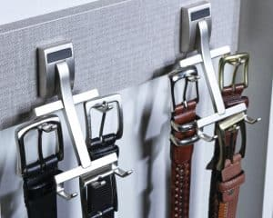 Sliding Doors Wardrobe Design _ belt accessory