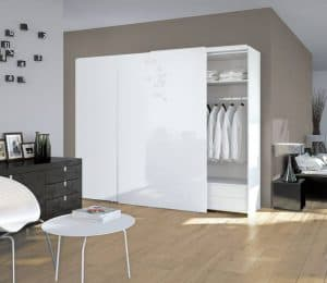 Sliding Doors Wardrobe Design _ hardware 4