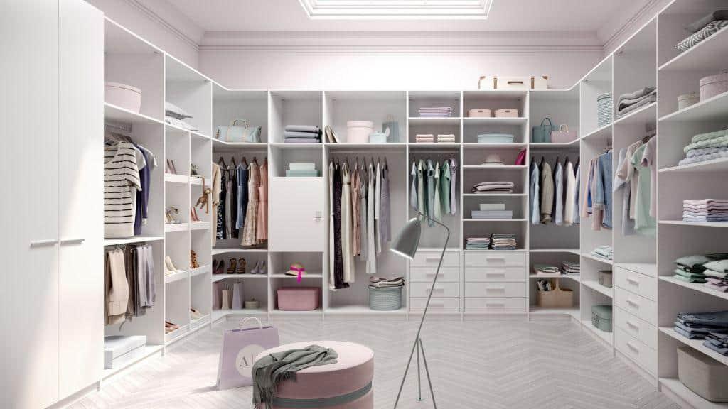 Sliding Doors Wardrobe Design _ lcloset surface light