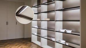 Sliding Doors Wardrobe Design _ lighting 1