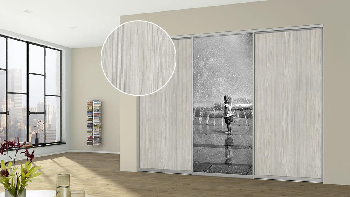 Sliding Doors Wardrobe Design _Druck_Dekor_Fuellung_schmal