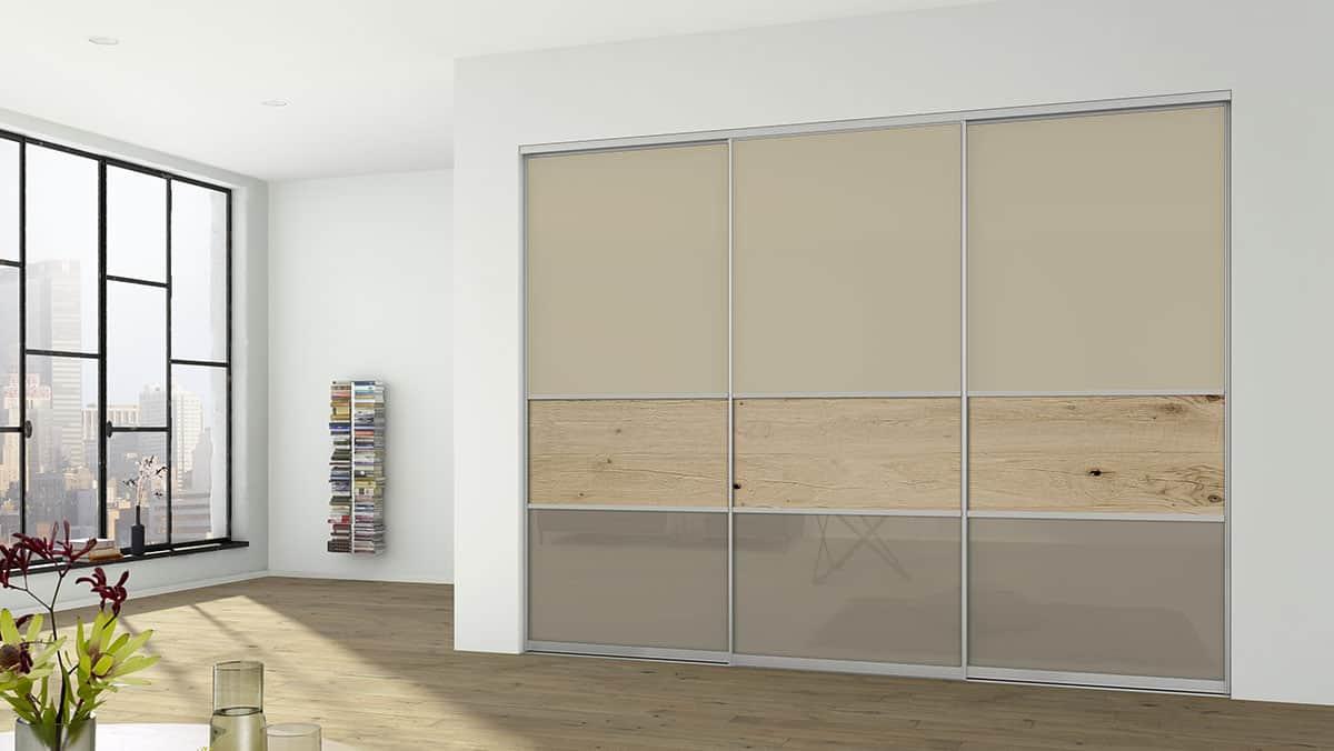 Sliding Doors Wardrobe Design _Fuellungsstreifen_OldNatureEicheNatur_schmal