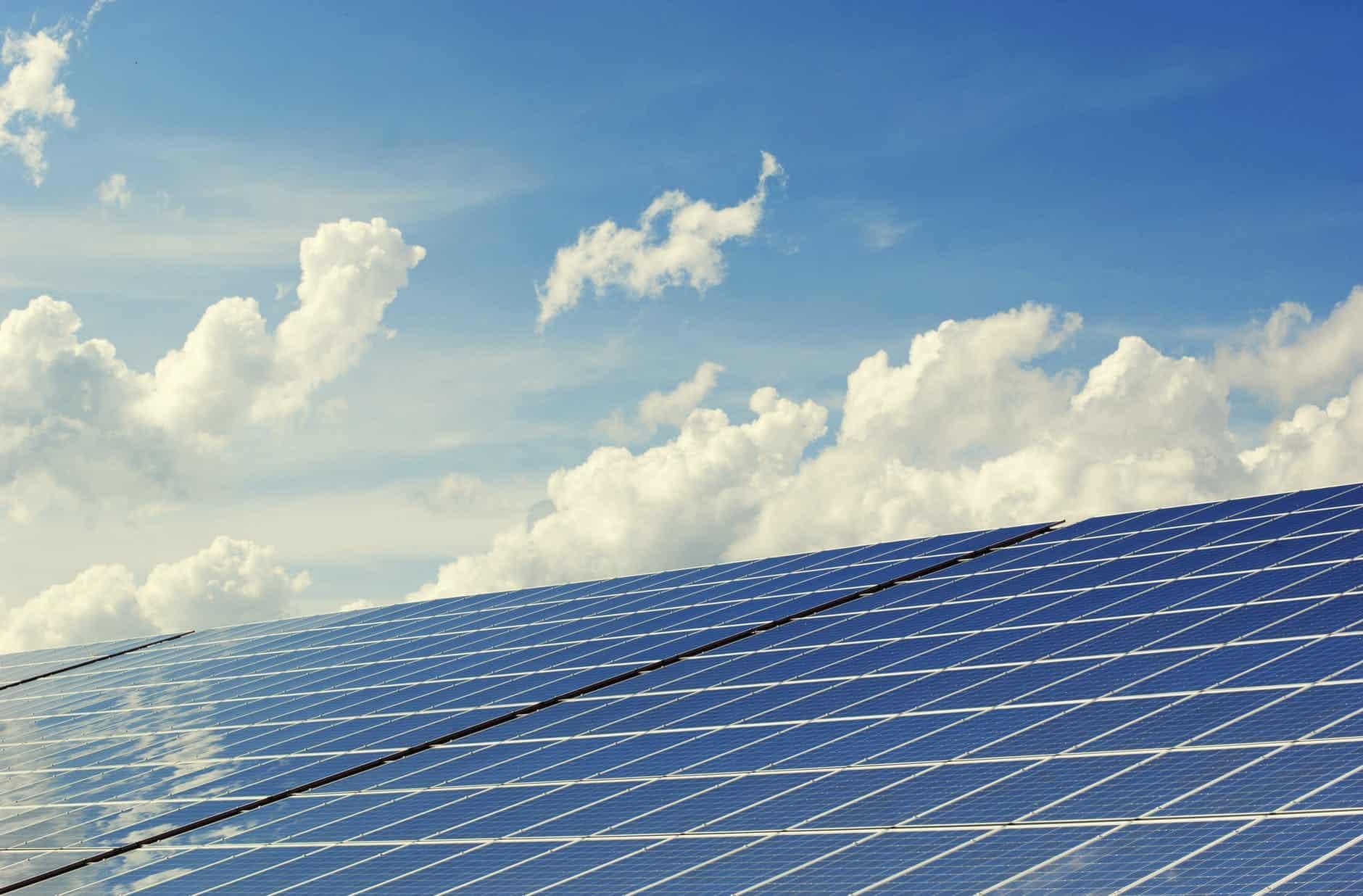 Solar panel _ energy