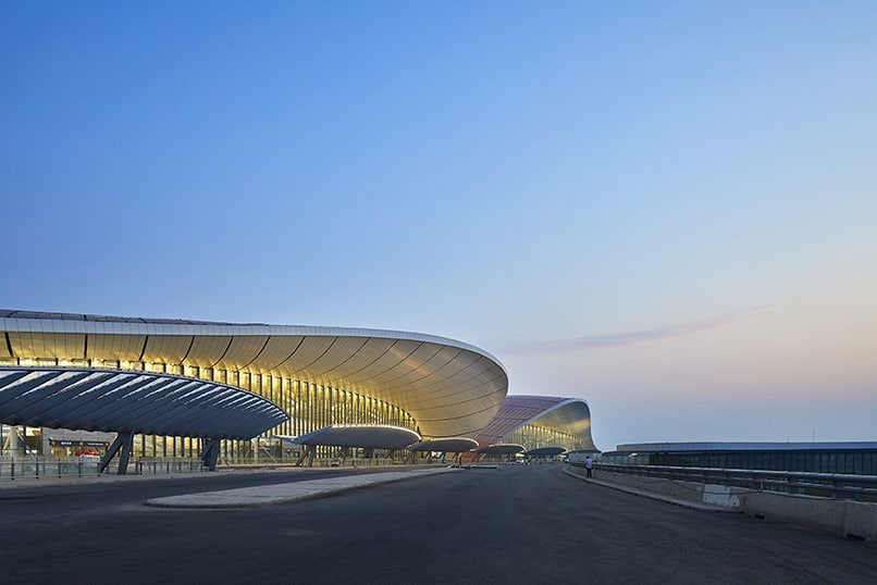 Zaha Hadid Projects -World Architecture Community Awards 2020 - Beijing Daxing International Airport - 1